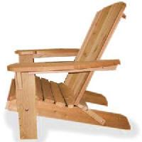 "Click to enlarge image FOLDING ADIRONDACK CHAIR - 23"" SEAT WIDTH"