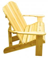 "Click to enlarge image <B>ADIRONDACK LOVESEAT 44"" SEAT WIDTH</B> - <B>DESIGNED FOR LOVEBIRDS WITH ROOM TO CURL UP IN</B>"